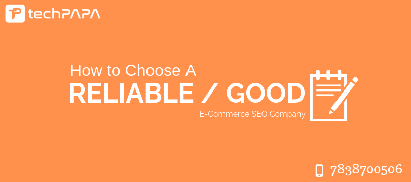 Find a eCommerce Company