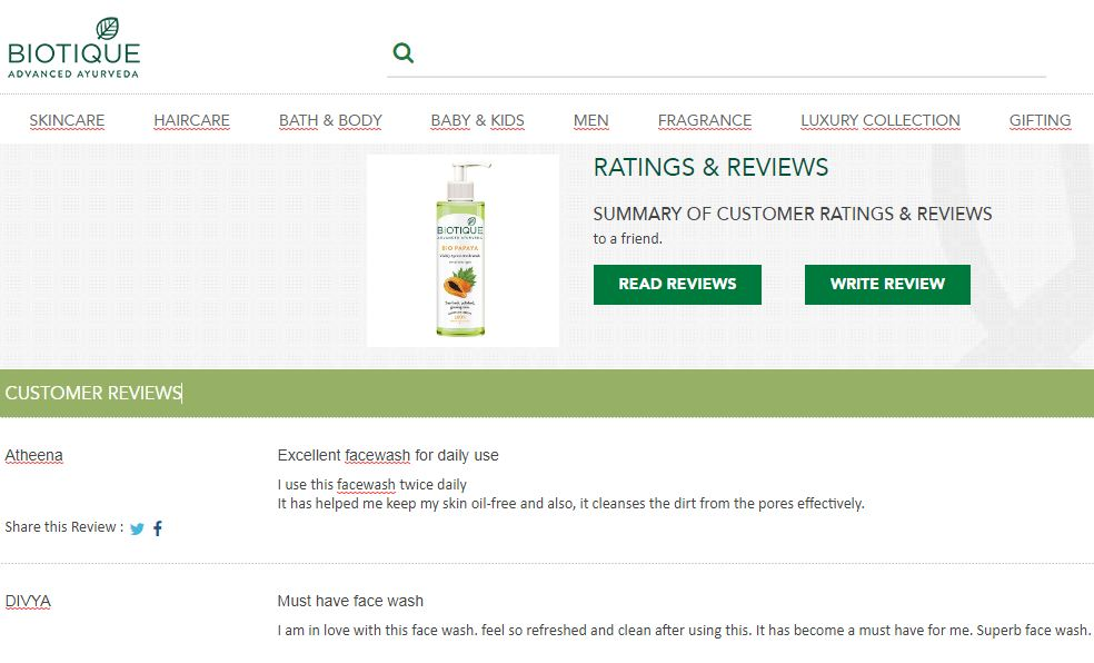 Client's Testimonials and Reviews
